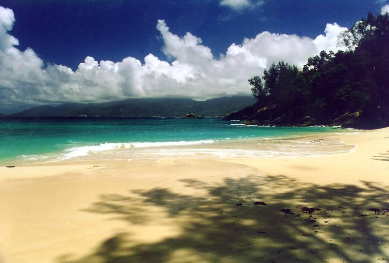 Сейшельские о-ва тропики и субтропики   ландшафты Пляж