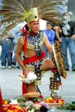 Мексика индейский национальный